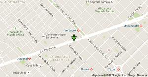 ubicació Diagonal